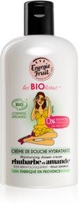 Energie Fruit Rhubarb & Almond creme de duche hidratante