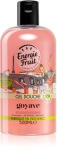 Energie Fruit Goyave gel douche doux