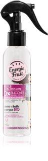 Energie Fruit Coconut Voedende Olie  Voor Golvend en Krullend Haar