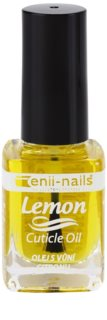 Enii Nails Cuticle Care Lemon regeneracijsko olje za nohte in obnohtno kožo