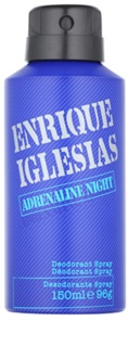 Enrique Iglesias Adrenaline Night Deo Spray voor Mannen 150 ml