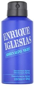 Enrique Iglesias Adrenaline Night Deo Spray voor Mannen 150 ml