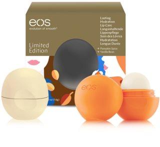 EOS Vanilla Bean zestaw kosmetyków II.