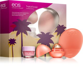 EOS Tropical Escape lote cosmético I.