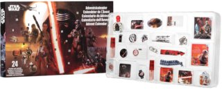 EP Line Star Wars calendário do Advento para crianças