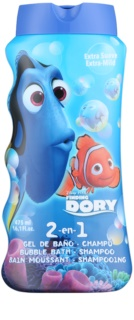 EP Line Finding Dory Shampoo And Foam Into The Bath