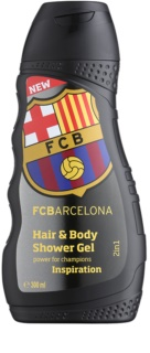 EP Line FC Barcelona Inspiration Shampoo And Shower Gel 2 in 1