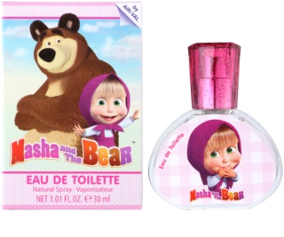 EP Line Masha and The Bear Eau de Toilette für Kinder 30 ml