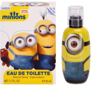 EP Line Minions Eau de Toilette für Kinder 50 ml