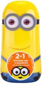 EP Line Minions gel de douche et shampoing 2 en 1