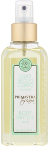 Erbario Toscano Primavera Toscana Dry Body Oil With Moisturizing Effect