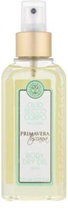 Erbario Toscano Primavera Toscana suchy olejek do ciała o dzłałaniu nawilżającym