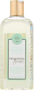 Erbario Toscano Primavera Toscana extra jemný sprchový gel a šampon 2 v 1