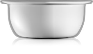 Erbe Solingen Shave Metal Bowl for Shaving Products