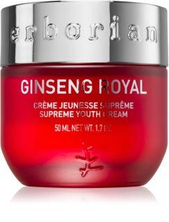 Erborian Ginseng Royal arckrém ami kisimítja az öregedés jeleit