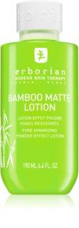 Erborian Bamboo loção matificante para pele normal a oleosa