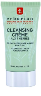 Erborian Detox 7 Herbs Reinigingscrème voor Stralende Huid