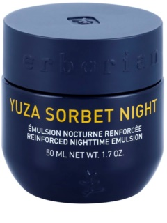 Erborian Yuza Sorbet Light Nighttime Emulsion with Firming Effect