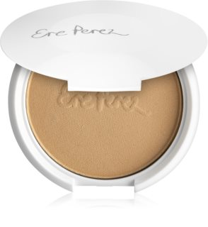 Ere Perez Corn Compact Transparent Powder with Mirror and Applicator