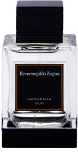 Ermenegildo Zegna Essenze Collection: Indonesian Oud Eau de Toilette voor Mannen 2 ml Sample
