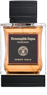 Ermenegildo Zegna Essenze Collection: Amber Gold Eau de Toilette voor Mannen 125 ml