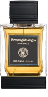 Ermenegildo Zegna Essenze Collection: Incense Gold Eau de Toilette voor Mannen 125 ml