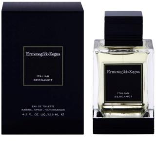Ermenegildo Zegna Essenze Collection Italian Bergamot woda toaletowa dla mężczyzn 125 ml