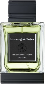 Ermenegildo Zegna Essenze Collection: Mediterranean Neroli Eau de Toilette voor Mannen 125 ml