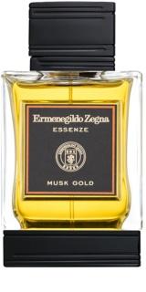 Ermenegildo Zegna Essenze Collection: Musk Gold Eau de Toilette for Men 125 ml