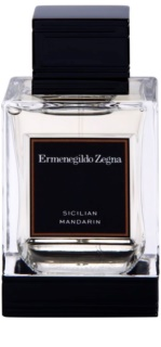Ermenegildo Zegna Essenze Collection: Sicilian Mandarin Eau de Toilette voor Mannen 125 ml
