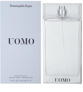 Ermenegildo Zegna Uomo eau de toilette férfiaknak 100 ml
