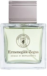 Ermenegildo Zegna Acqua Di Bergamotto eau de toilette pour homme 100 ml