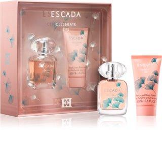 Escada Celebrate Life подарунковий набір I.