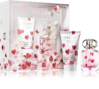 Escada Celebrate N.O.W. coffret I.