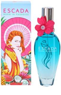 Escada Born in Paradise Eau de Toilette for Women 50 ml