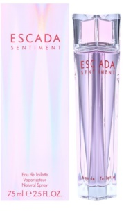 Escada Sentiment Eau de Toilette für Damen 75 ml