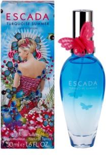 Escada Turquoise Summer Eau de Toilette para mulheres 50 ml