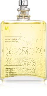 Escentric Molecules Molecule 03 eau de toilette unissexo