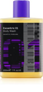 Escentric Molecules Escentric 01 gel doccia unisex 200 ml