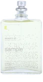 Escentric Molecules Escentric 03 туалетна вода тестер унісекс 100 мл