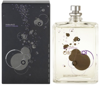 Escentric Molecules Molecule 01 eau de toilette mixte 100 ml