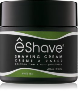 eShave White Tea creme de barbear