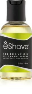 eShave Verbena Lime huile pré-rasage