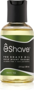 eShave White Tea Pre-Shave Oil