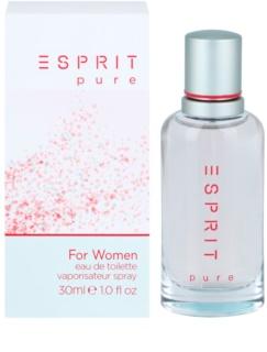 Esprit Pure For Women Eau de Toilette para mulheres 30 ml