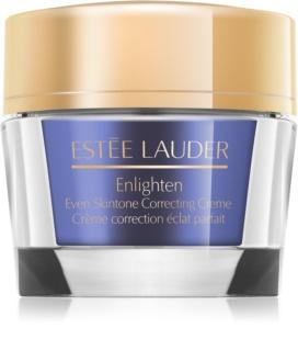 Estée Lauder Enlighten élénkítő krém egységesíti a bőrszín tónusait