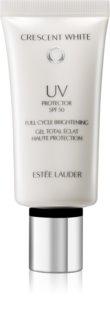 Estée Lauder Crescent White легкий захисний флюїд SPF 50