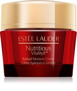 Estée Lauder Nutritious Vitality 8™ rozświetlający krem nawilżający