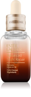 Estée Lauder Advanced Night Repair Oil Face Mask Regenerative Effect