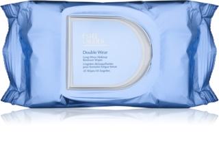 Estée Lauder Double Wear odličovací ubrousky k odstranění odolného a voděodolného makeupu
